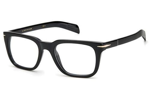 David Beckham Db 7070 807/21 BLACK 52 Men's Eyeglasses