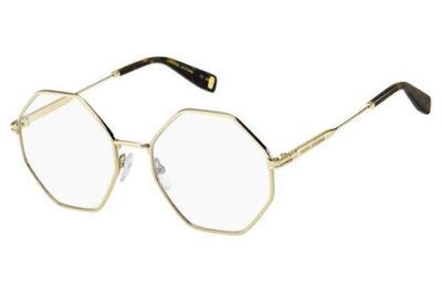 Marc Jacobs Marc Jacobs Mj 1020 06J/19 GOLD HAVANA 55 Women's Eyeglasses
