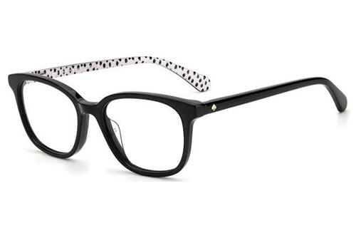 Kate Spade Bari 807/15 BLACK 47 Women's Eyeglasses