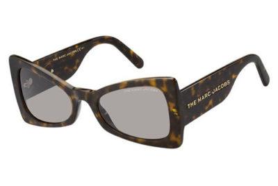 Marc Jacobs Marc 553/s 086/IR HAVANA 54 Women's Sunglasses