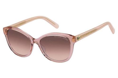 Marc Jacobs Marc 554/s 733/3X PEACH 55 Women's Sunglasses