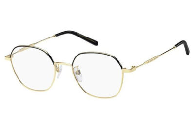 Marc Jacobs Marc 563/g RHL/19 GOLD BLACK 51 Women's Eyeglasses