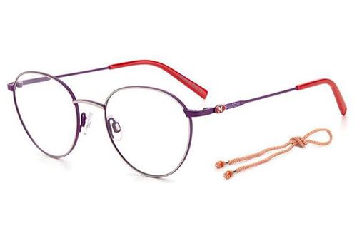 Missoni Mmi 0058 GME/18 PALLADIUVIOL 49 Women's Eyeglasses