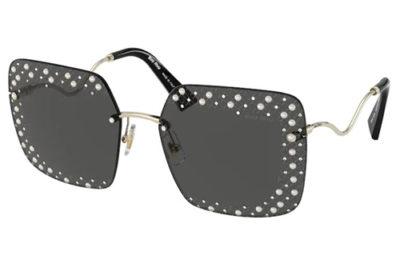 Miu Miu 52XS  06O5S0 64 Women's Sunglasses