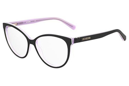 Moschino Mol591 807/14 BLACK 57 Women's Eyeglasses