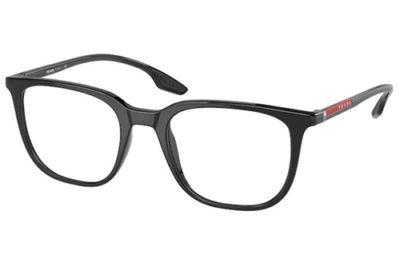 Prada Linea Rossa 01OV 1AB1O1 50 Men's Eyeglasses