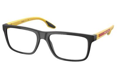 Prada Linea Rossa 02OV 08W1O1 55 Men's Eyeglasses