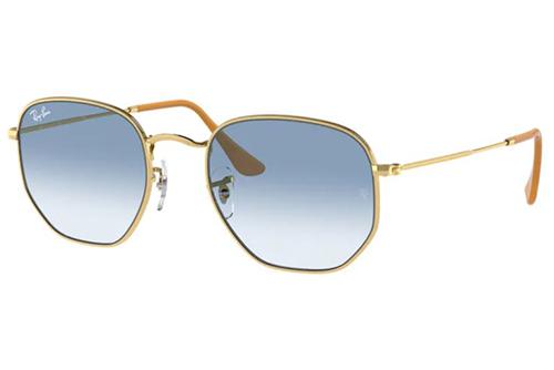Ray-Ban 3548  001/3F 51 Unisex Sunglasses