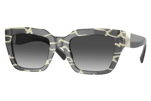 Valentino 4097 51498G 52 Women's Sunglasses
