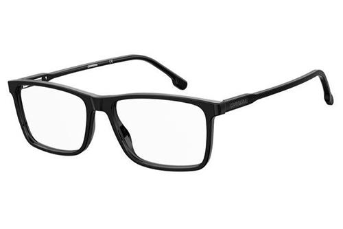 Carrera Carrera 255 807/21 BLACK 48 Unisex Eyeglasses