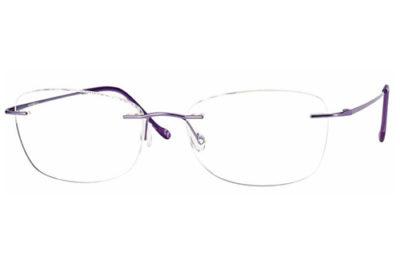 CentroStyle 19146 SHINY BLUE 55 17-145 MON Men's Eyeglasses