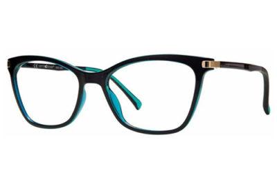 CentroStyle F020552073000 BLACK 52 17-140 Women's Eyeglasses