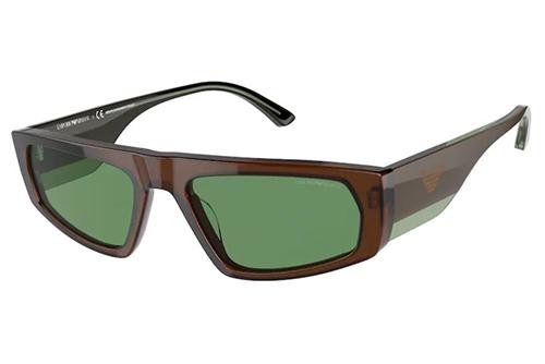 Emporio Armani 4168 5910/2 56 Men's Sunglasses