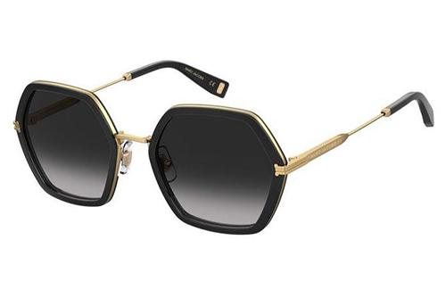 Marc Jacobs Mj 1018/s 807/9O BLACK 53 Women's Sunglasses