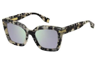 Marc Jacobs Mj 1030/s AB8/AZ HAVANA GREY 53 Women's Sunglasses