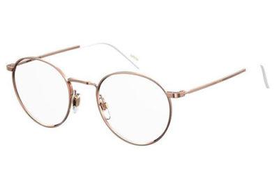 Levi's Lv 1007 DDB/21 GOLD COPPER 50 Unisex Eyeglasses