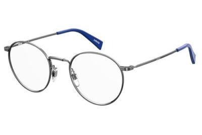 Levi's Lv 1007 KJ1/21 DK RUTHENIUM 48 Unisex Eyeglasses