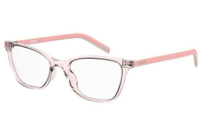 Levi's Lv 1022 35J/19 PINK 52 Women's Eyeglasses