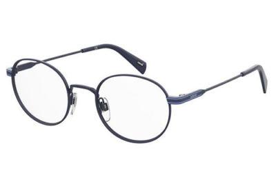Levi's Lv 1030 FLL/20 MATTE BLUE 50 Unisex Eyeglasses