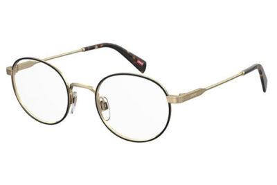 Levi's Lv 1030 J5G/20 GOLD 50 Unisex Eyeglasses