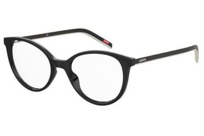 Levi's Lv 1031 807/17 BLACK 51 Women's Eyeglasses