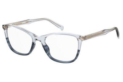 Levi's Lv 5017 38I/18 BLUE HORN 53 Women's Eyeglasses