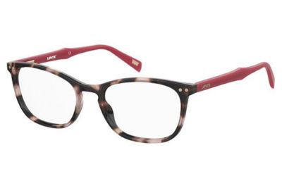 Levi's Lv 5026 HT8/17 PINK HAVANA 52 Women's Eyeglasses