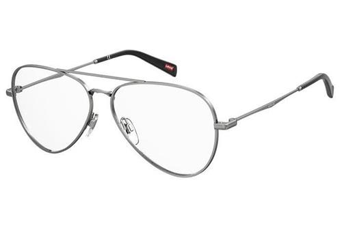 Levi's Lv 5030 6LB/13 RUTHENIUM 58 Men's Eyeglasses