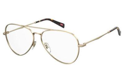 Levi's Lv 5030 J5G/13 GOLD 58 Men's Eyeglasses