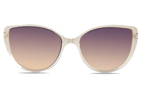 MODO IVY clip on gold 53 Women's Sunglasses