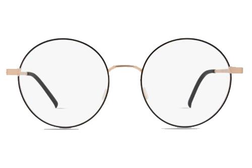 MODO VERBIER black rose gold 52 Women's Eyeglasses
