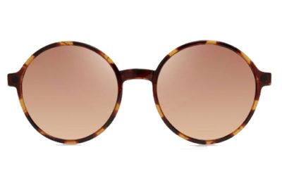 MODO VERBIER clip on yellow gold 52 Women's Sunglasses