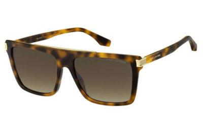 Marc Jacobs Marc 568/s 05L/HA HAVANA 2 58 Men's Sunglasses