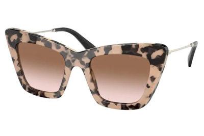 Miu Miu 01WS 07D0A6 50 Women's Sunglasses