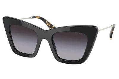 Miu Miu 01WS 1AB5D1 50 Women's Sunglasses