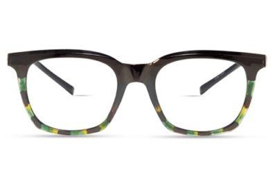 Modo 7047 green tortoise 50 Men's Eyeglasses