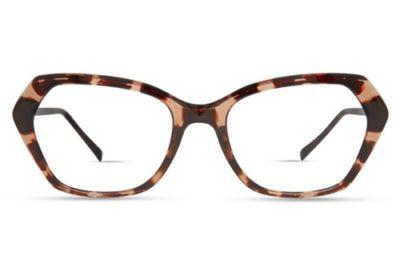 Modo 7049 pink tortoise 51 Women's Eyeglasses