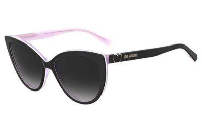 Moschino Mol043/s 807/9O BLACK 57 Women's Sunglasses