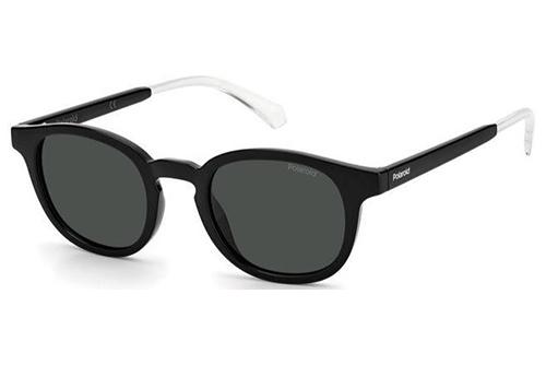 Polaroid Pld 2096/s 807/M9 BLACK 48 Men's Sunglasses