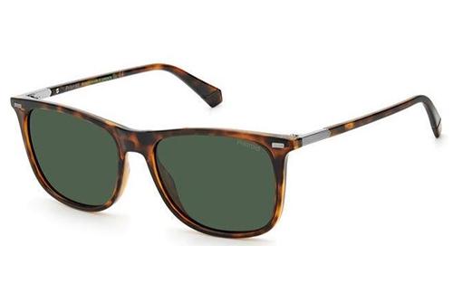 Polaroid Pld 2109/s 086/UC HAVANA 55 Men's Sunglasses