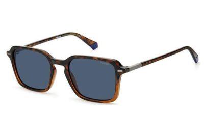 Polaroid Pld 2110/s 9N4/C3 HAVANA BROWN 53 Men's Sunglasses