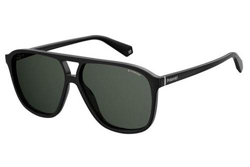 Polaroid Pld 6097/s 807/M9 BLACK 58 Unisex Sunglasses