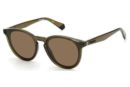 Polaroid Pld 6143/s 09Q/SP BROWN 59 Unisex Sunglasses