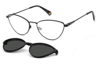 Polaroid Pld 6157/cs 807/M9 BLACK 55 Women's Eyeglasses
