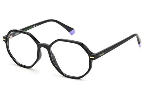 Polaroid Pld D433 807/17 BLACK 53 Women's Eyeglasses