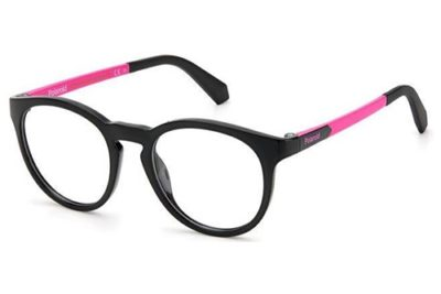 Polaroid Pld D823 3H2/18 BLACK PINK 46 Kid's Eyeglasses