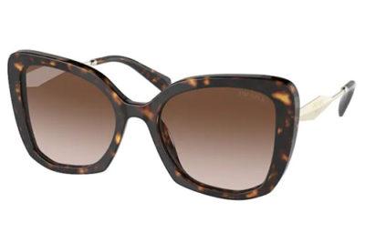 Prada 03YS 2AU6S1 53 Women's Sunglasses