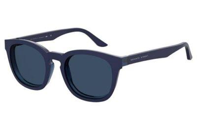 Seventh Street 7a 075/cs ZX9/C3 BLUE AZURE 50 Men's Eyeglasses