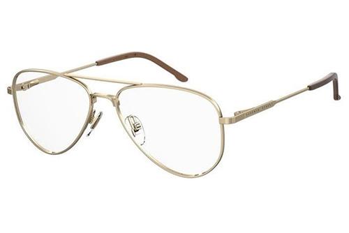 Seventh Street S 314 J5G/14 GOLD 51 Unisex Eyeglasses