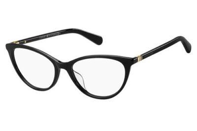 Tommy Hilfiger Th 1775 807/17 BLACK 52 Women's Eyeglasses